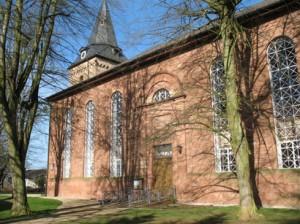 A Bergkirche, Igreja Evangélica de Niedergründau