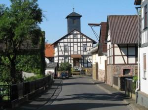 Calbach bei Büdingen. Foto: Klaus von Berg