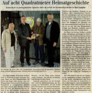 Siegener Zeitung, 27/09/2008.
