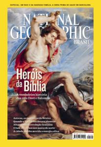 National Geographic Brasil com matéria sobre Osório. Foto: Reprodução.