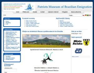Museu da Emigração para o Brasil.