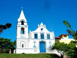 Igreja São Domingos. Foto: Site da Prefeitura Municipal de Torres.