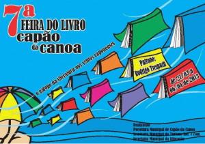 PROGRAMAÇÃO 7 FEIRA DO LIVRO DE CAPAO DA CANOA.
