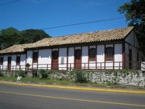 Feitoria Velha, São Leopoldo/RS, onde chegaram os primeiros colonos alemães, 1824. Foto: Danilo Klippel.
