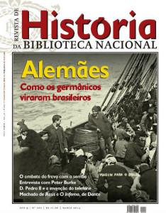 Revista de História da Biblioteca Nacional mar2014