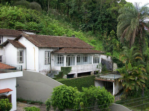 Casa Stefan Zweig, Petrópolis, Rio de Janeiro, Brasil.