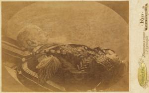 Velório D. Pedro II