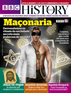 Revista BBC History Brasil, edição de janeiro de 2015