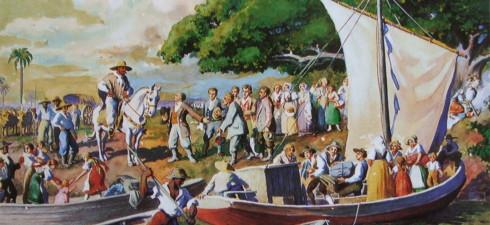 Em 1824, o historiador e escritor Rodrigo Trespach narra a chegada dos […]