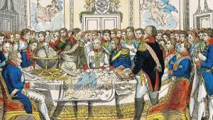 200 anos do Congresso de Viena 1815-2015