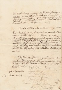 Abaixo-assinado em favor do Pastor Ehlers 9.5.1825_2