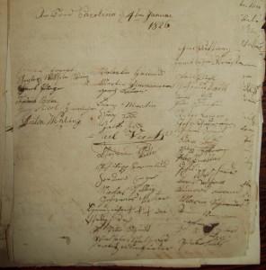 Carolina detalhe assinaturas