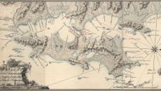 """Publicação do manuscrito """"Defeza da Ilha de Santa Catharina e do Rio […]"""
