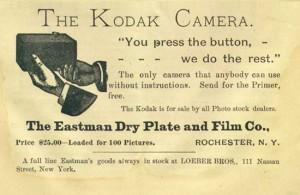 Publicidade da Kodak