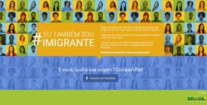EuTambemSouImigrante