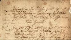 A coleção de manuscritos da Comunidade Evangélica Luterana de Nova Friburgo,datados do […]