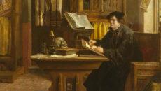 Monge, professor e teólogo, Martinho Lutero revolucionou o mundo cristão com a […]