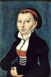 Katharina von Bora_Lucas Cranach