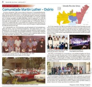 Jornal do Sínodo abril 2017_Osório-8