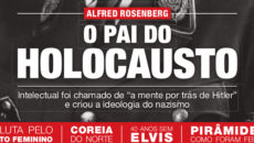 """Alfred Rosenberg é considerado o """"filósofo"""" pai do antissemitismo nacional-socialista. Influente junto […]"""