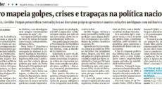 O Jornalista Marco Rodrigo Almeida assina matéria de hoje, na Folha de […]