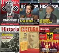 Artigos em revistas