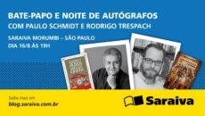 A Livraria Saraiva e a editora HarperCollins Brasil convidam para o bate-papo […]
