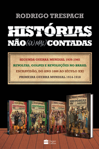 Histórias não (ou mal) contadas