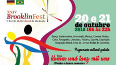 """ABrooklinfest chega à sua 24ª edição com o tema """"Komm und tanz […]"""
