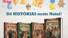 Vamos fazer do Brasil um país de leitores! DêHISTÓRIAS neste Natal, dê […]