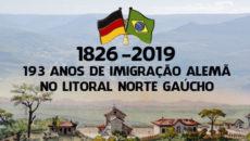 O moleiro Christian Mauer chegou ao Brasil no transatlântico Der Kranich (passageiro […]