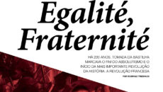 Nas bancas! Assino a matéria Liberté, Egalité, Fraternité,para edição de julho daAventuras […]
