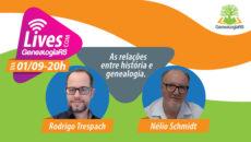 """""""As relações entre a história e genealogia"""",a importância do conhecimento histórico na […]"""