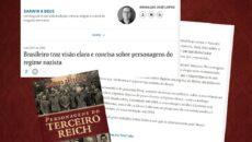 O jornalista Reinaldo José Lopes, Folha de S. Paulo e finalista do […]