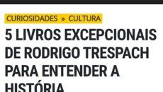 A revista Aventuras na História publicou uma matéria super legal, selecionando 5 […]