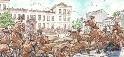 A Revolução de 1930 conta como a insatisfação popular, a crise econômica, […]